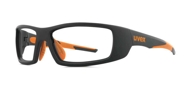 Picture of UVEX  5512 Safety Frame Orange