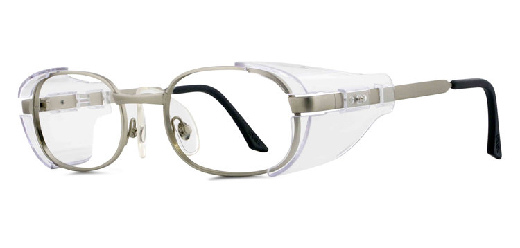 Picture of UVEX 5105 SAFETY FRAME SILVER