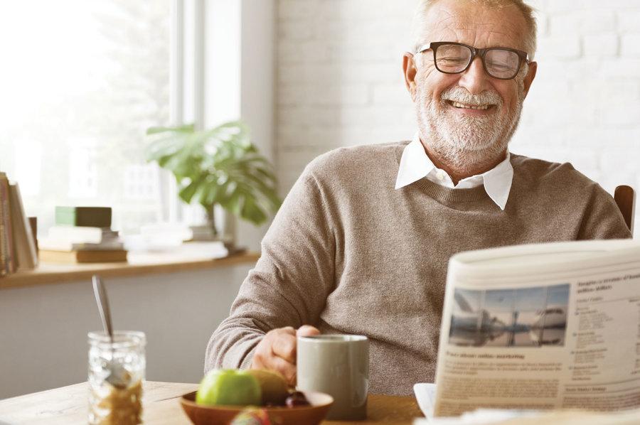 Lens Technology For Over 40s